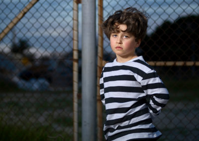 Port Adelaide Portrait - young man