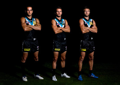 Port Adelaide football Club, Group Portrait
