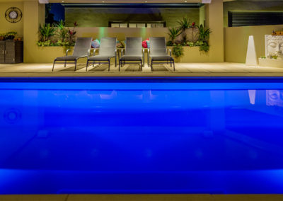 Detail Shot of Swimming Pool, Architectural Photographer Adelaide